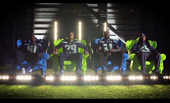 Seattle Seahawks Superbowl 2015