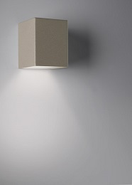 Cubick uni-directional wall light