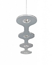 Flat ceiling light