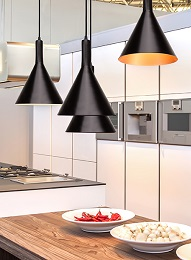 Contemporary lighting by Luxcambra