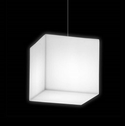 Cubo hanging light
